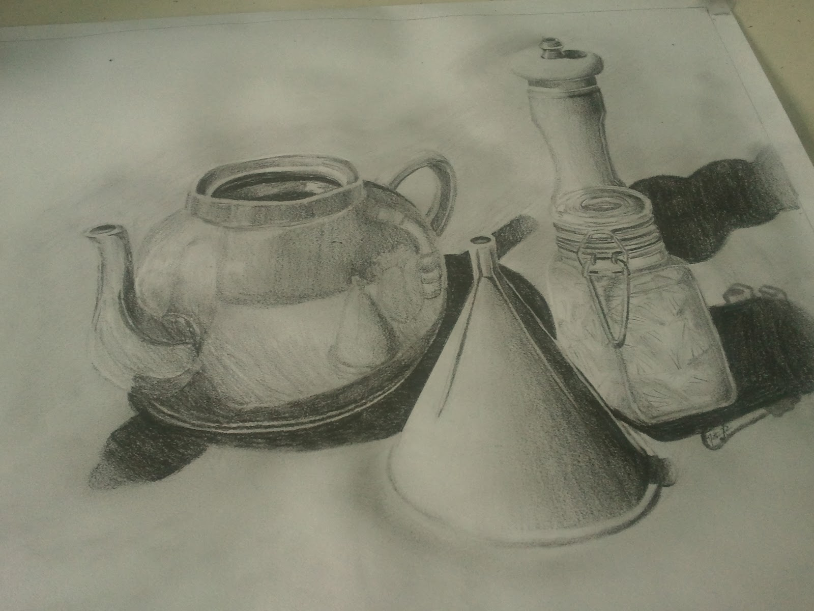 Scribble Drawing Objects : Household objects to draw thepix