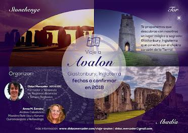 Viaje Avalon 2018 (Inglaterra)