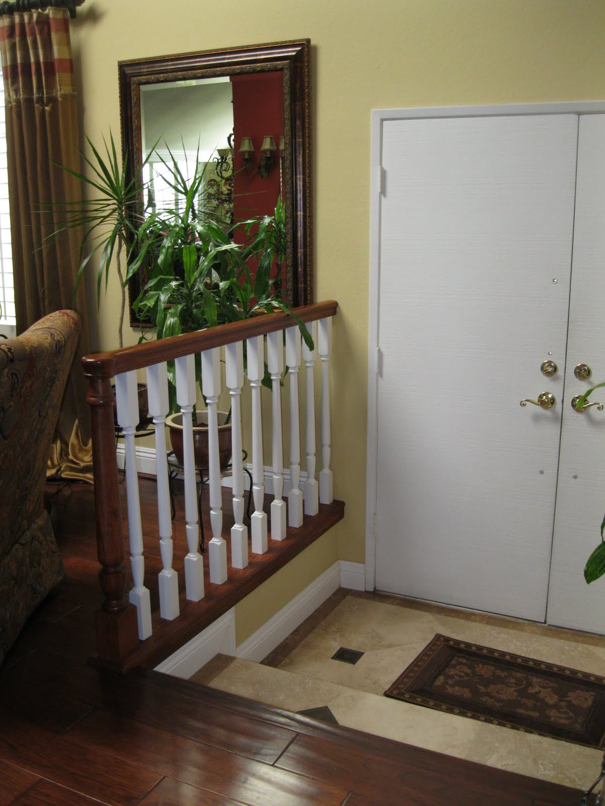 Redoing Hardwood Floors (refinishing, appliance, stained, molding