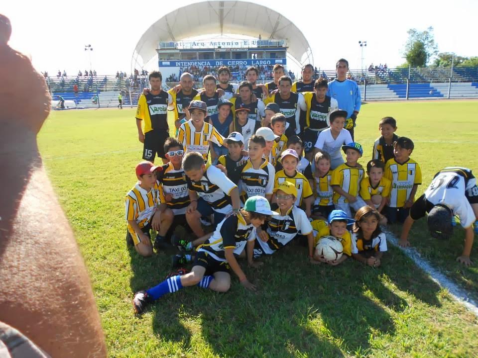BICAMPEON CIUDAD DE MELO 2012-2013