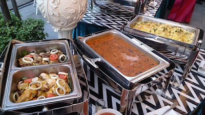 Buffet Ramadhan | Flora Terrace, Hampshire Place