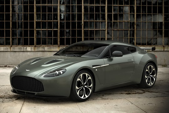 Aston Vocalist V12 Zagato 2012My Powered By A 6.0 Liter V12 Engine Making  510 Hp And A Peak Force Of 420 Lb Ft. The Engine Is Married To A Six Speed  ...