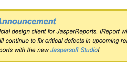 how to use jasper report