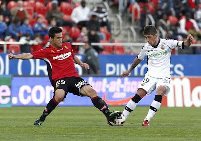 Mallorca vs Valencia