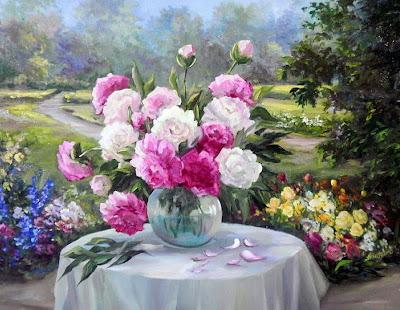 pinturas-de-flores-oleo