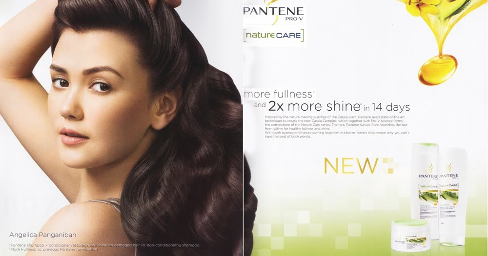 Pantene Nature Care Review Pink Sun Spots