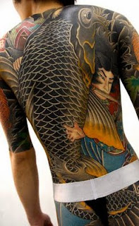 Koi Fish Tattoos and Their Meaning