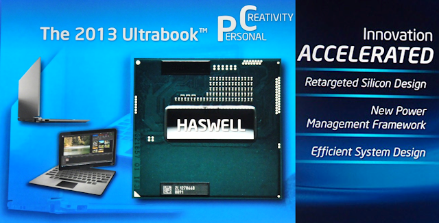 Intel's Haswell Specialities