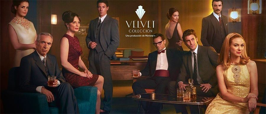 Velvet - 1ª Temporada 2018 Série 720p HD Webdl completo Torrent