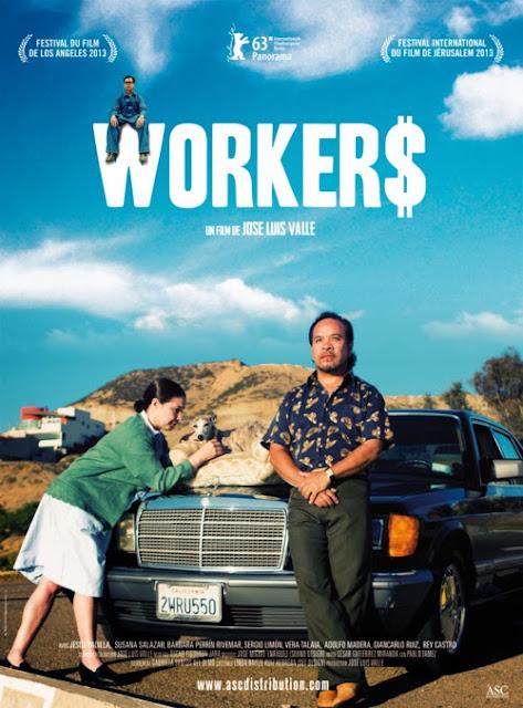 Cartel de la película Workers