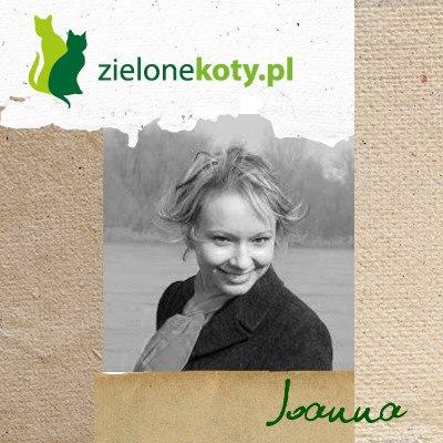 Projektowałam dla: Zielonekoty.pl
