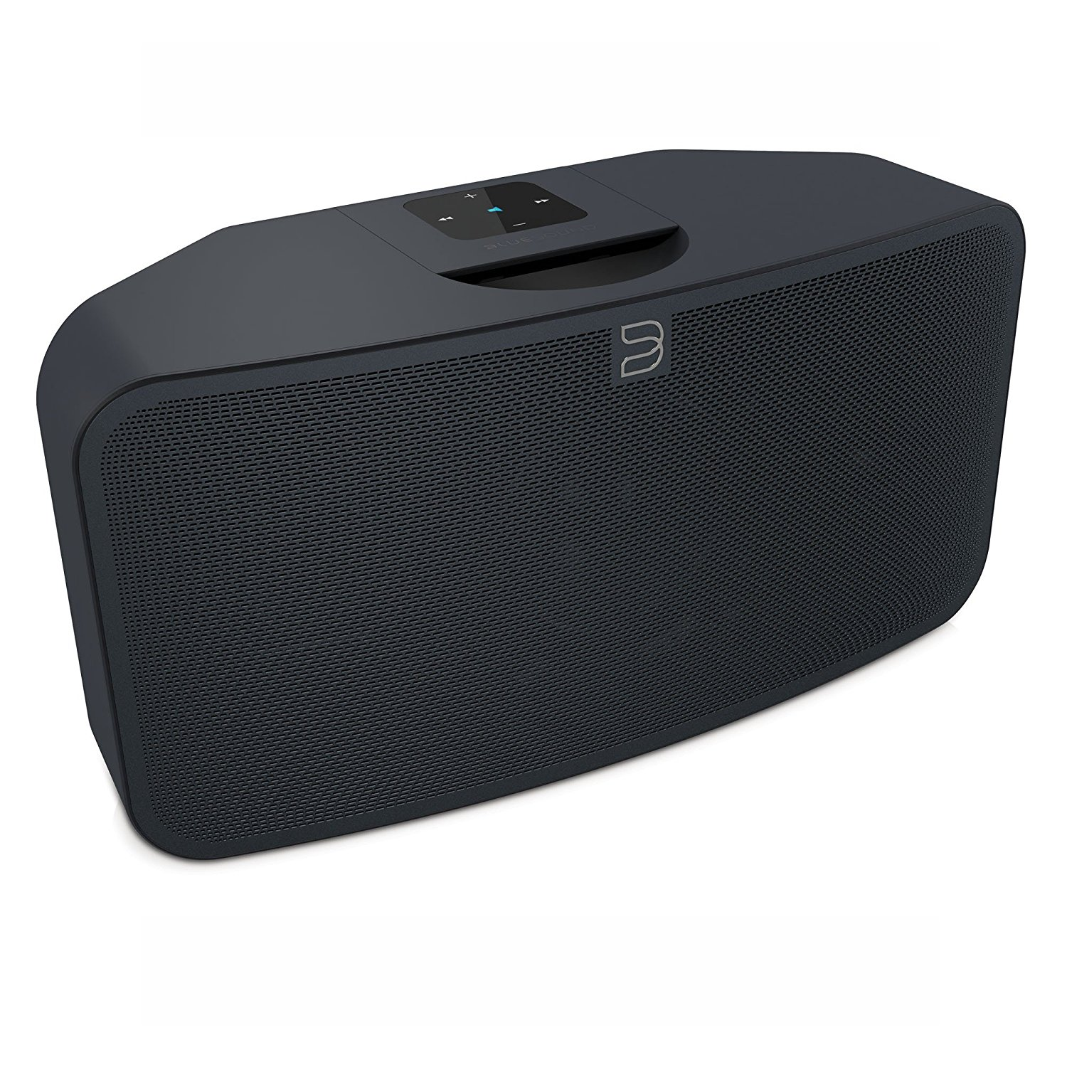 Bluesound PULSE MINI Compact Wireless Multi-room Smart Speaker with Bluetooth - Black