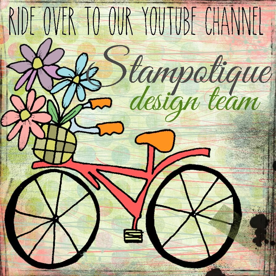 Stampotique Design Team YouTube Channel