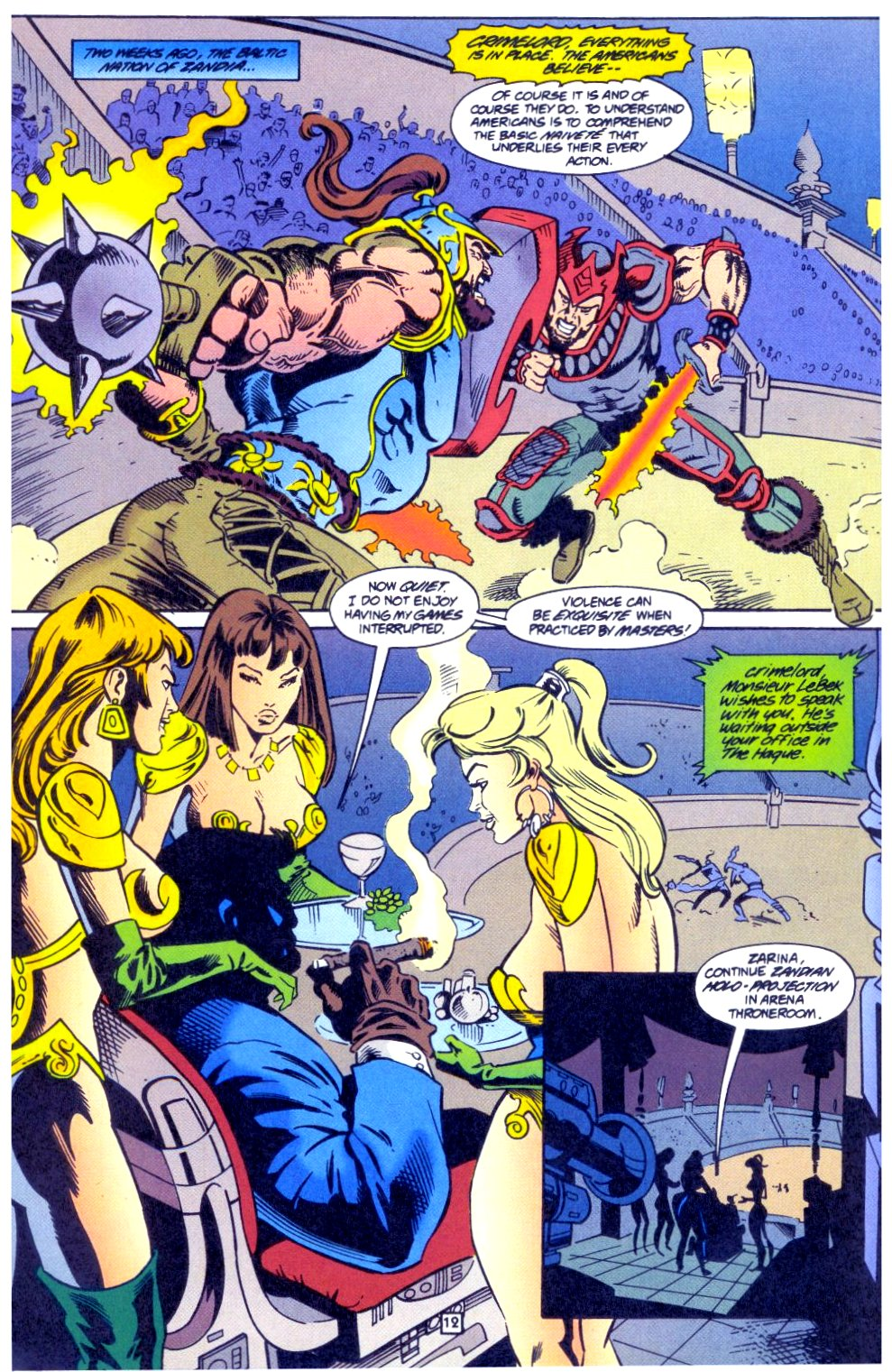 Deathstroke (1991) Issue #0 #5 - English 13