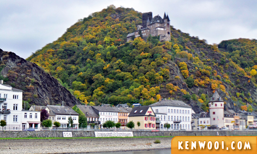 germany rhine valley