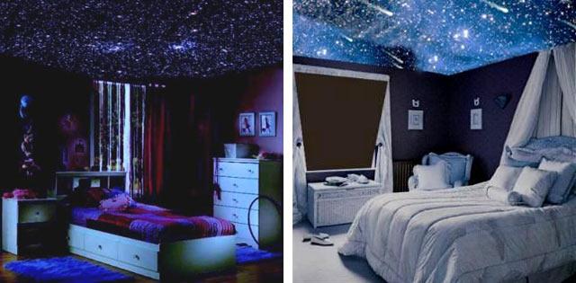 Cielo estrellado en tu habitación  Female Essence