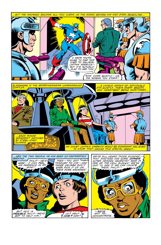 Captain America (1968) Issue #268 #183 - English 16