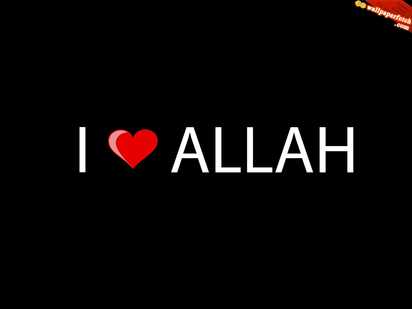 Love Wallpaper Allah : mashababko: Wallpaper I Love Allah