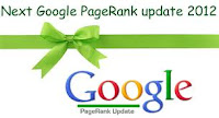 Page Rank Google Update Agustus 2012, Blog Keperawatan