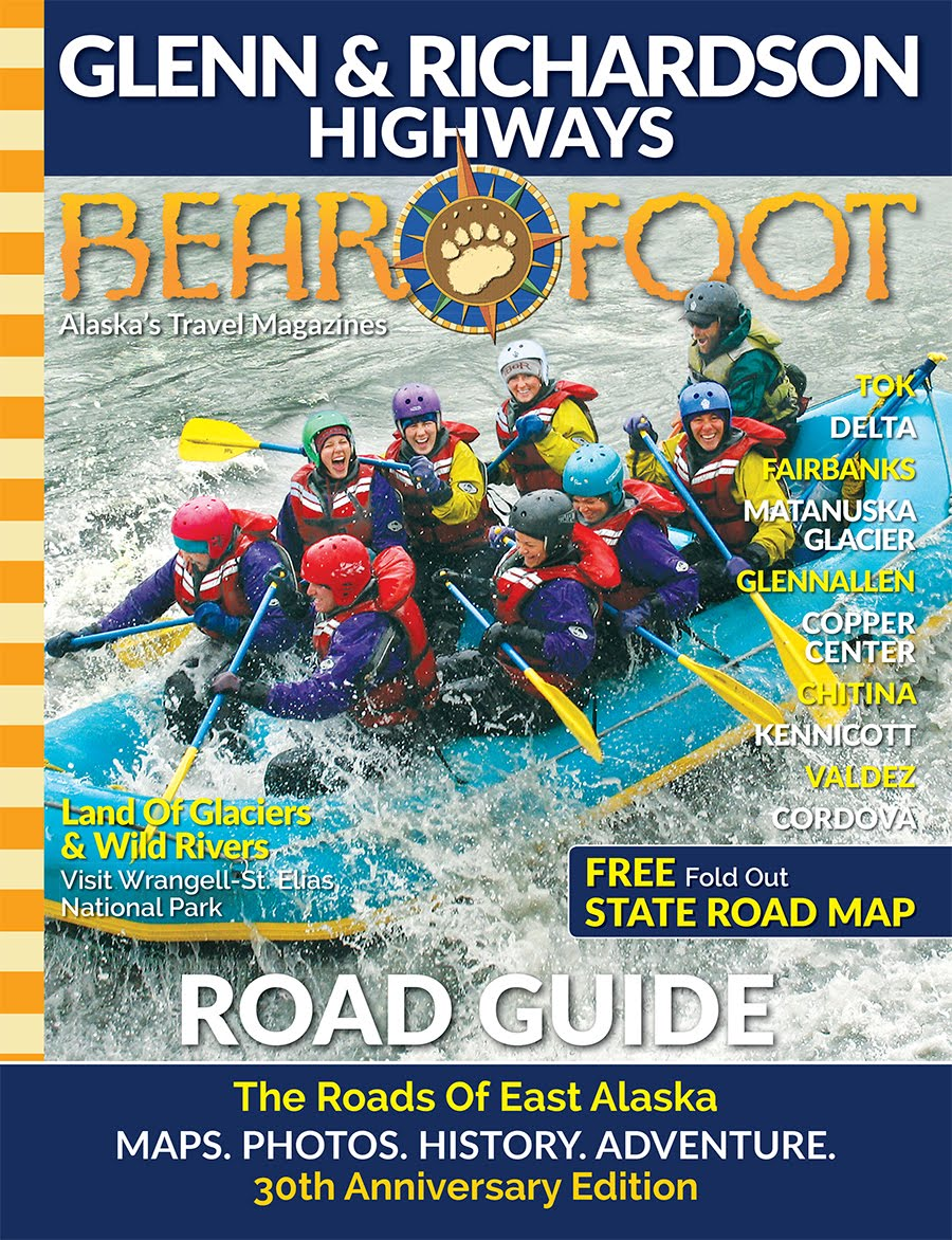 2017 Glenn & Richardson Bearfoot EBook