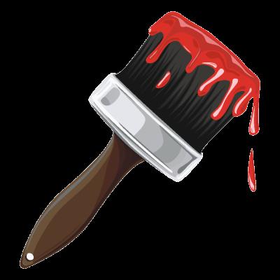 D Paint Brush