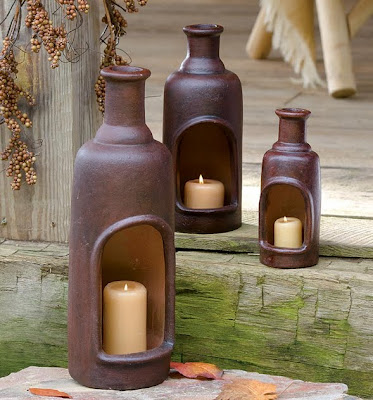 Plow & Hearth, Fall Decor, Autumn Decor, Decorative Outdoor Lanterns