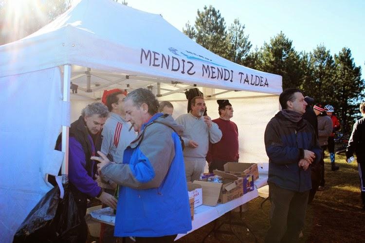 Muskiz se despide del 2014 en Mello