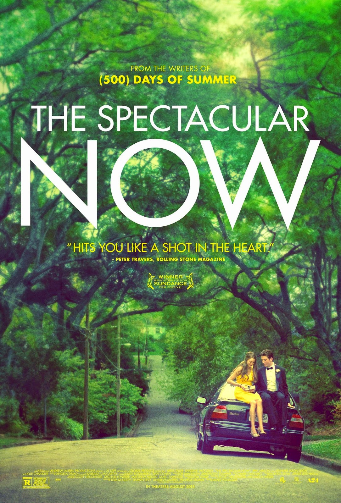 The Spectacular Now (2013) ใครสักคนบนโลกใบนี้ [HD]
