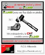 acoso sindical en REDUR