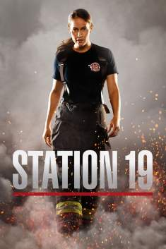 Station 19 1ª Temporada Torrent – WEB-DL 720p/1080p Legendado