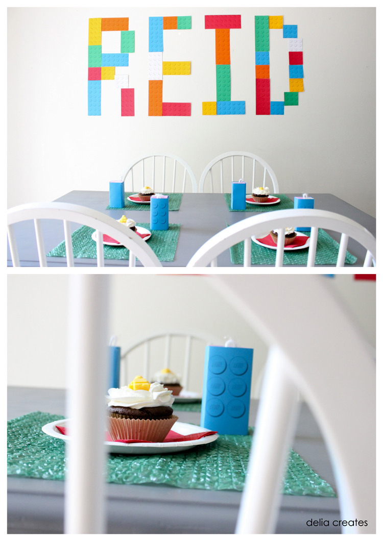 Lego Birthday Party #2 and more free printables!