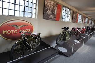 Il mito della moto Guzzi e...