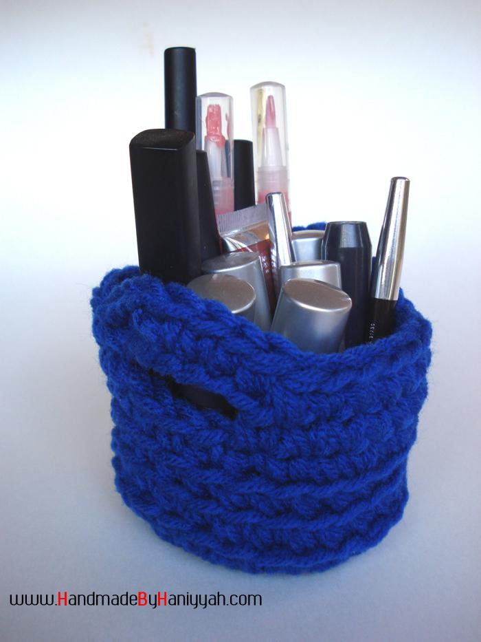 Handmade Crochet Basket : Handmade by haniyyah crochet baskets