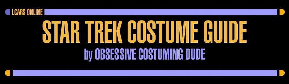 Star Trek Costume Guide