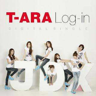 T-ARA – 로그인 (Log-In) Digital Single