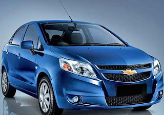 Chevrolet Sail Sedan: Specs, Price and Features of upcoming Sedan in India