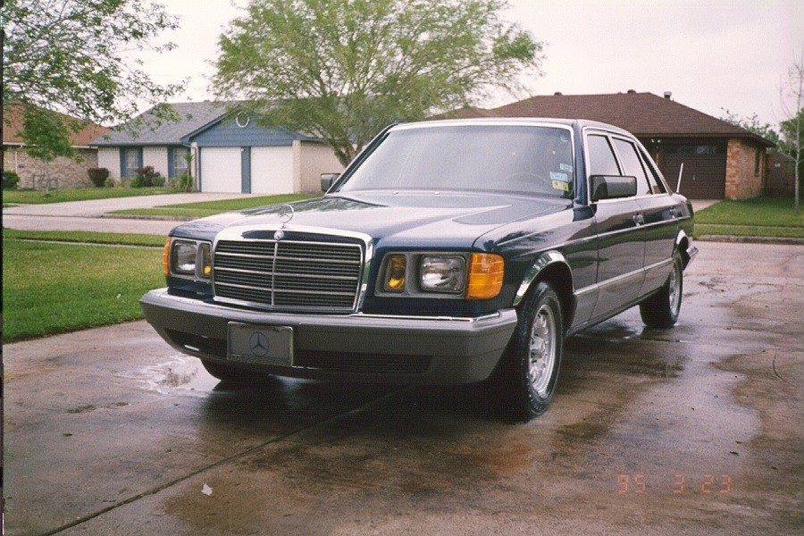 Things i think i think 1985 mercedes benz 500 sel for 1985 mercedes benz 500sel