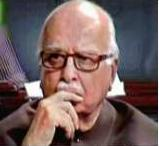 BJP leader L.K. Advani