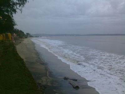 Siridao beach , Siridao, Goa