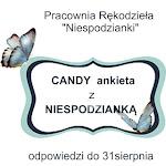 Candy w Niespodziance