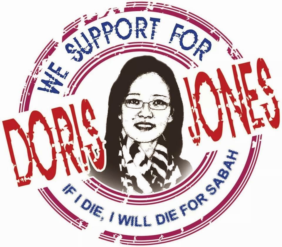 SUPPORT DORIS JONES