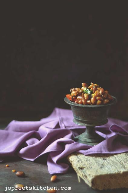 Peanut / Verkadalai Sundal