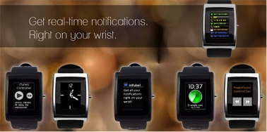Konsep Futuristik Jam Tangan Smartphone