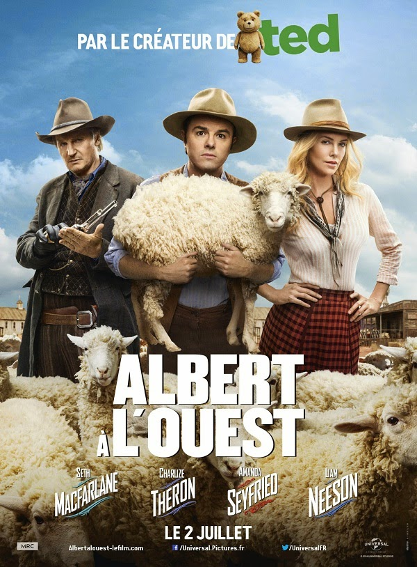 Albert à l'ouest VK Streaming Gratuit
