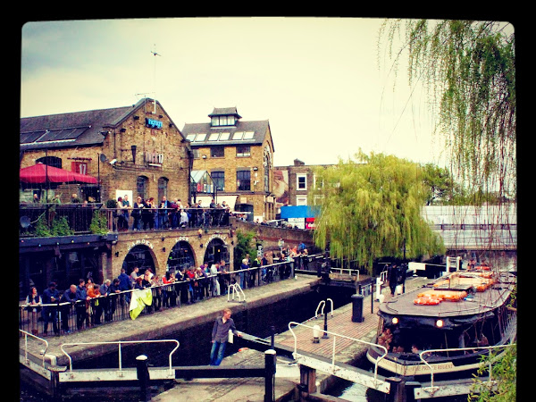 Book research: Camden Lock