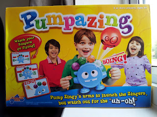 Pumpazing, Drumond Park, party game