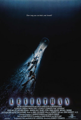 Leviathan 1989 poster
