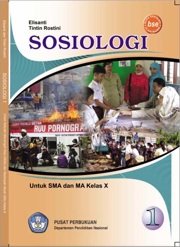 Ebook Sosiologi 1 Untuk Sma Ma Kelas 1 Download Gratis