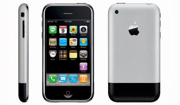 iphoneun gelişimi