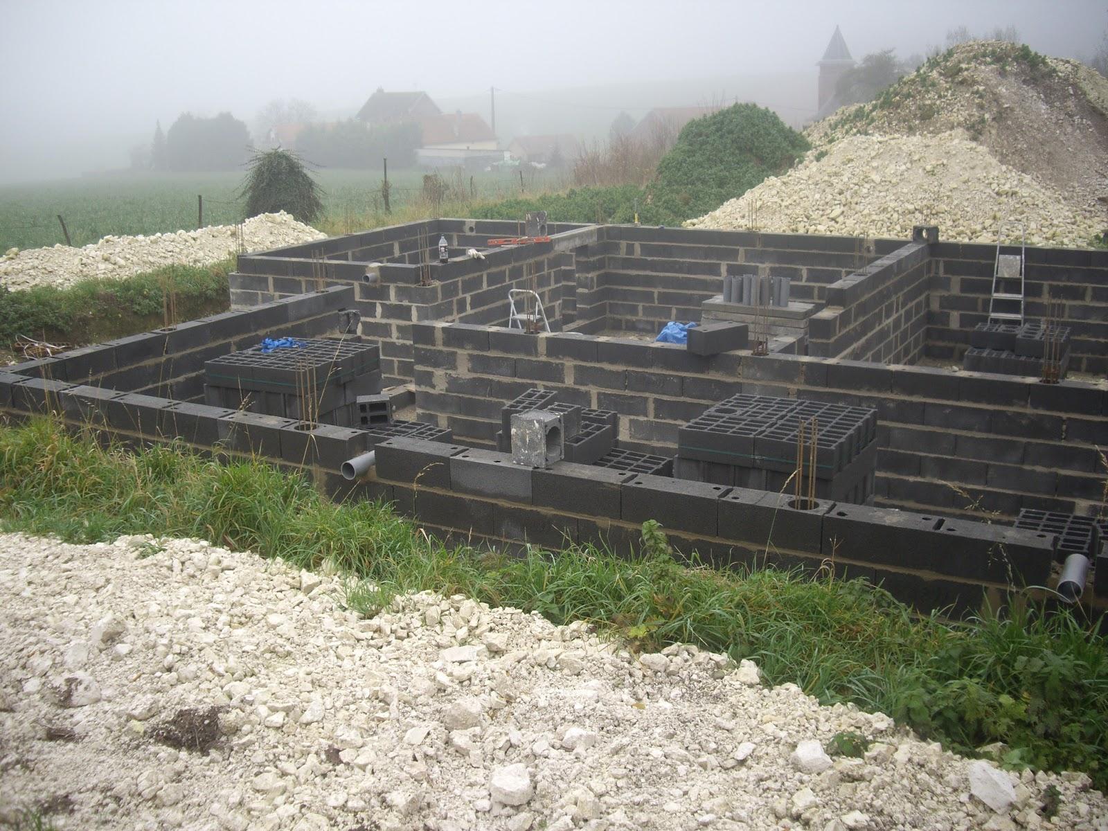 Notre auto construction passive maison ossature bois m - Grille de ventilation vide sanitaire ...